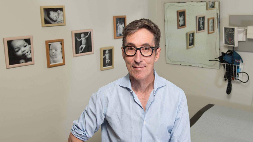 Le docteur François Couturier